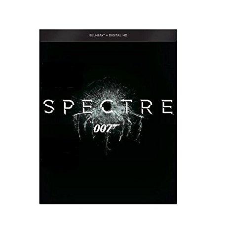 Spectre: 007 Limited Edition Steelbook (Blu Ray + Digital HD)