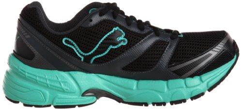 Puma Exsis 3 Zapatillas de deporte corrientes de las mujeres - Zapatos - Negro Black