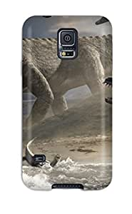 Awesome MPqInfg2064qOssk JennaCWright Defender Tpu Hard Case Cover For Galaxy S5- Animal