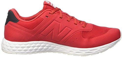New Balance Mfl574 - Zapatillas Hombre Rojo