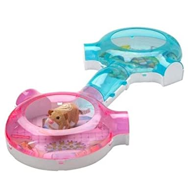 Zhu Zhu/Go Go Pets Hamster Funhouse (Hamsters Sold Separately): Toys & Games