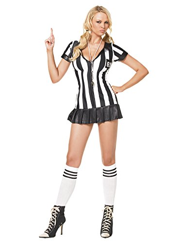 Game  (Womens Referee Costume Ideas)