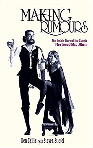 Fleetwood Mac Vintage Original early 70/'s Band Poster