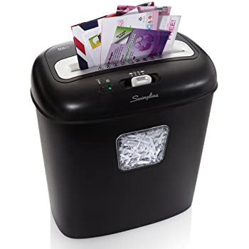 swingline paper shredder junk mail 12 sheet capacity super cross cut - Paper Shredders Ratings