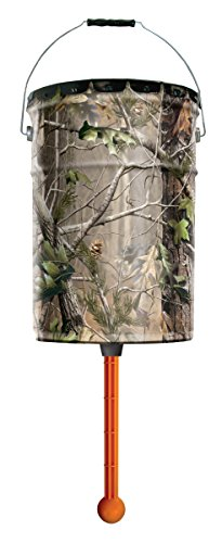 Wildgame Innovations Nudge Hanging Feeder, 6.5-Gallon