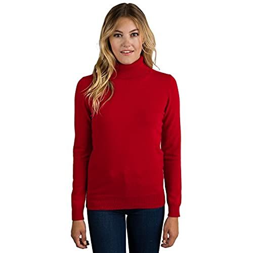 Red Cashmere Sweater: Amazon.com