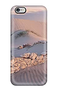 Fashion Tpu Case For Iphone 6 Plus- Desert Sand Ruins Sky Nature Other Defender Case Cover