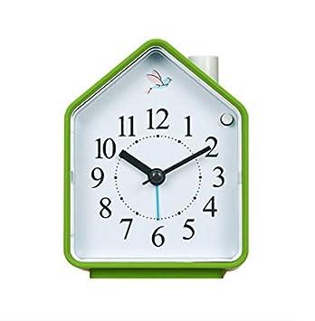 WDDqzf Cuco Lindo Reloj de Alarma para niños Decoración ...