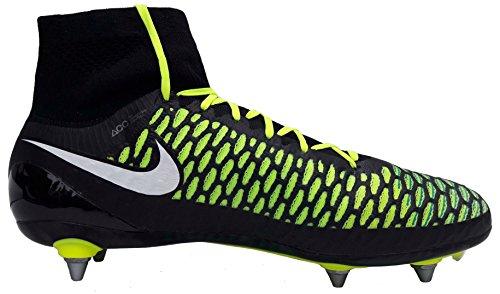 Nike Magista Obra SG 649234-041, Fussballschuhe Black/White-Blue Lagoon