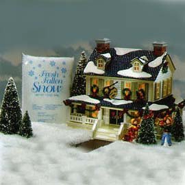 Dept 56 Snowy Pines Inn 56.54934 by Original Snow Village