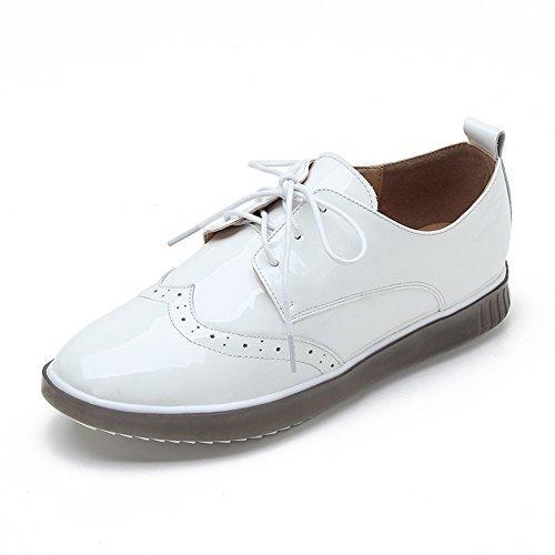 Super Grandes Zapatos De Tamaño/Calzado Casual/Manoletinas B