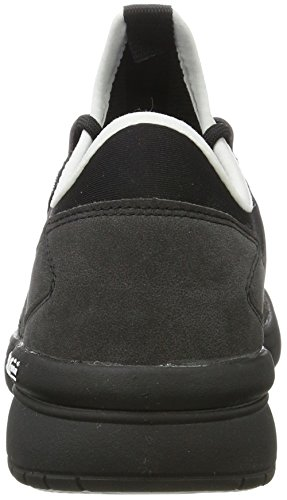 Flow Uomo Black Multi Sneaker Supra Schwarz Run black 4qwqA