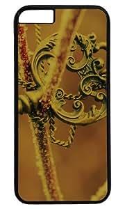 Ancient Keys DIY Hard Shell Black Best Designed iphone 6 Case
