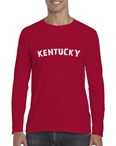 Ugo Kentucky KY Map Louisville Flag Wildcats