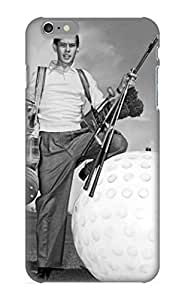 Guidepostee IFjHjq-1572-vitCA Case For Iphone 6 Plus With Nice A Golfer With A Giant Ball Appearance