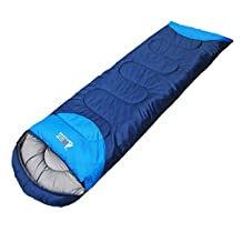 TOPPOWER Ultralight Sleeping Bags Cold Weather For Adults Kids Backpacking Camping Hiking Free Compression Sack Included