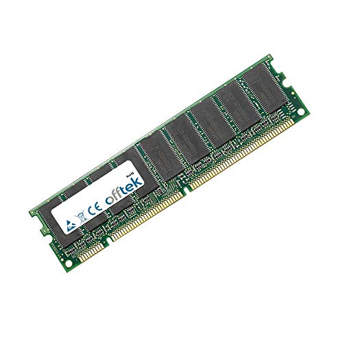 Pc133 Sdram Dimm Module - 256MB RAM Memory 168 Pin Dimm - SDRAM - PC133 (133Mhz) - 3.3V - Unbuffered ECC - OFFTEK