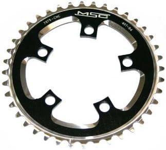 /Bicycle Chain Ring/ /Black MSC Bikes MSC CNC alu7075/4/mm 5brazos 94/mm 29d/
