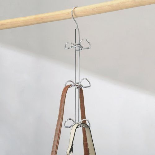 closet-organizer-rod-hanger-handbag-storage-purse-hanging-rack-holder-hook-bag-free-shipping
