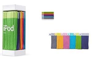 Apple iPod 6-Sock Set for iPod nano 1G, 2G; iPod mini; iPod 3G, 4G, 5G, 5.5G, 6G