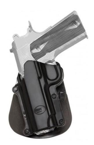 Fobus Tactical C-21 Standard Left Hand Paddle Holster Colt 45 Government & All 1911 style / FN High power / FN 49 / Kimber 4&5 inch / Sasilmaz Klinic 2000 light / Browning Hi-power Mark III 4, 5mm. / Browning GPDA 9-Black