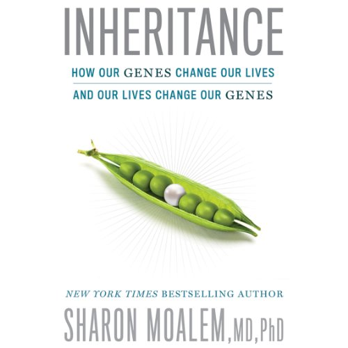 Inheritance: How Our Genes Change Our Lives - and Our Lives Change Our Genes by Hachette Audio