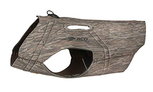 Avery Hunting Gear Boater's Dog Parka-Bottomland-Large