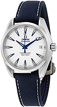 Omega Seamaster Automatic White Dial Men's Watch (23192392104001)