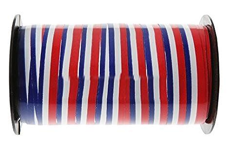 8c0d11ffb574 SANTEX 3992-0, Bobine Bolduc Tricolore de 10mm x 50 mètres, tricolore