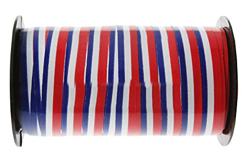 SANTEX 3992-0 tricolore Bobine Bolduc Tricolore de 10mm x 50 m/ètres