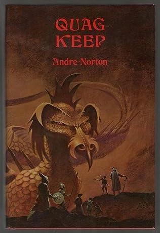 book cover of Quag Keep
