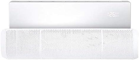 エアコン風よけカバー 風の直撃防止 エアコン用風避け 可変式風除け羽板 冷房暖房通用 風向き角度調節 ぶら下げる式 風の直撃防止 壁に穴あけ不要 多機種対応 取り付けとても簡単