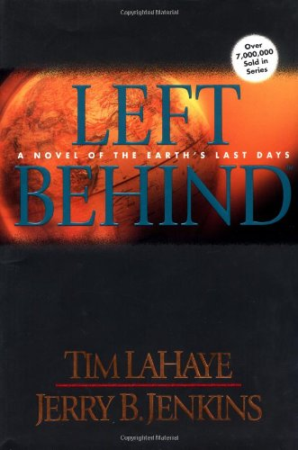 what is the order of the left behind series