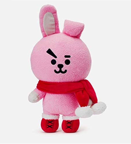 PAPRING Cooky Plush 9 inch Big Toy Large Toys Stuffed Gift Collectable Christmas Halloween Birthday Gifts Cute Doll Animal Collectibles New Decoration Collectible for Kids Adults