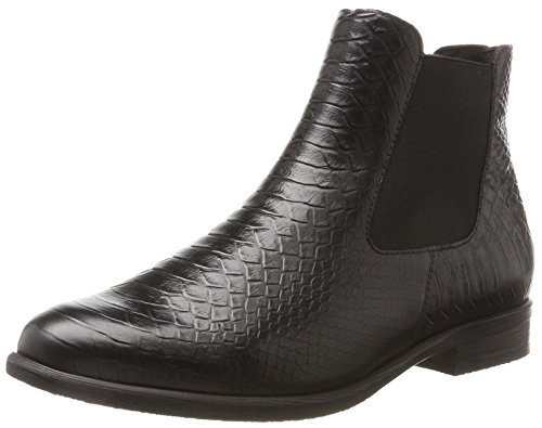 Semler Ladies Wencke Chelsea Boots Black (nero)