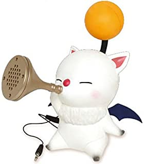FINAL FANTASY XIV Moogle Room Lamp Yellow Color ver Japan SQUARE ENIX