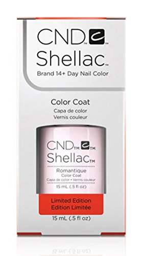 CND Shellac - Limited Edition! - Romantique - 15ml / 0.5oz CNDNEWCAT268