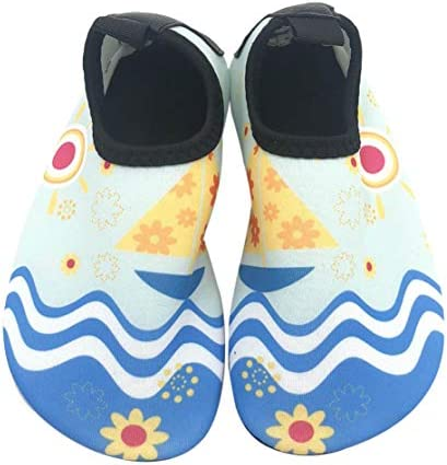マリンシューズ ウォーターシューズ 水陸両用 シュノーケリング アクアシューズ ビーチシューズ 軽量 通気 ヨガ サーフィン 男女兼用