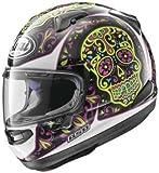 Arai Signet-X El Creneo Full Face Helmet XL Yellow