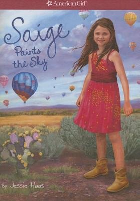 Saige Paints the Sky[AG-SAIGE PAINTS THE SKY TURTLE][Prebound]