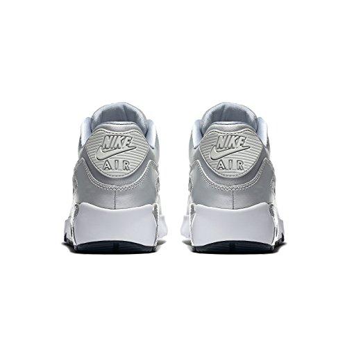 online store f5538 28a78 ... Nike Store Barna Air Max 90 Skinn Joggesko, Lette, Komfortable Og  Slitesterke Full Korn ...