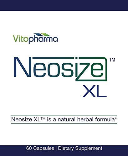 NeoSize XL 1 Bouteille mois d'approvisionnement Meilleur Male Enhancement NeoSizeXL produit