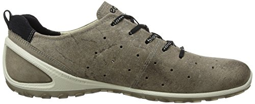 ECCO Men's Biom Lite Low Rise Hiking Shoes Grey (Moon Rock/Moon Rock) YGckdD