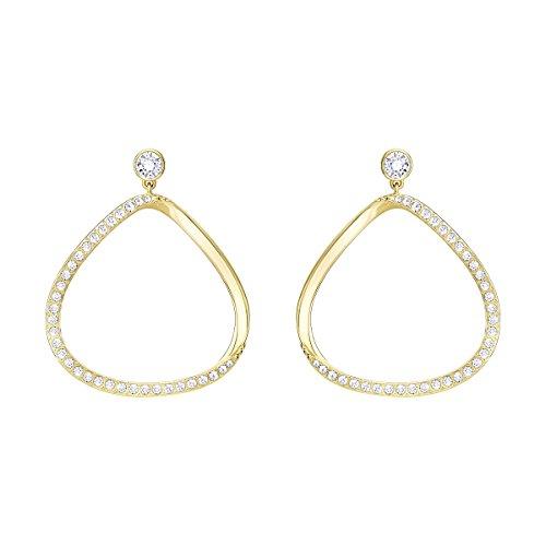 Buy swarovski gaya pierced earrings white 5278288