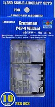 t 10 Pack 1-350 by Trumpeter (Grumman F4f 3 Wildcat)