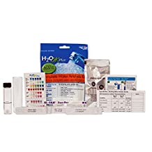 Mosser Lee LT5015-6 H2O Plus Complete Water Analysis Kit