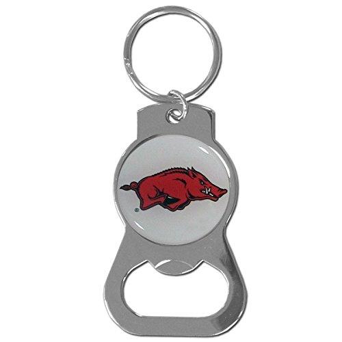 Siskiyou NCAA Arkansas Razorbacks Bottle Opener Key Chain