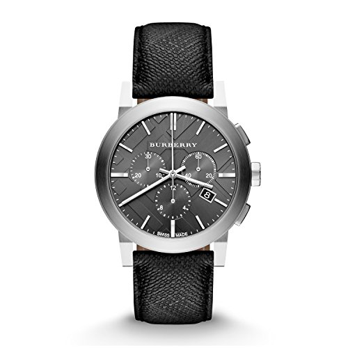 c4a1062e1c0c Burberry Black Dial Black Fabric Strap Mens Watch BU9362 - Buy Online in  Oman. | Watch Products in Oman - See Prices, Reviews and Free Delivery in  Muscat, ...