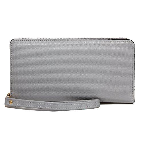 Grey Billfold - 9