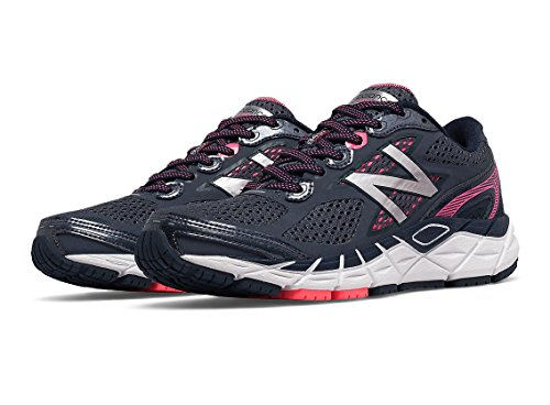 Women Running Control Shoes Motion (New Balance Women's w840v3 Running Shoes, Thunder, 9 D US)
